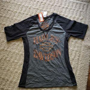 NWT women's Harley Davidson shirt